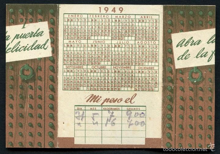Calendario 1949.Calendario Marzo 1949 Ikbenalles