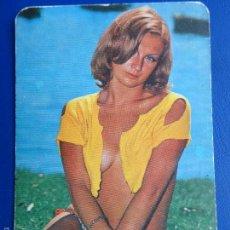 Coleccionismo Calendarios: CALENDARIO BOLSILLO MUJER 1975 (SERIE RECLAMOS GRANDE -42819) BIEN. Lote 56860721
