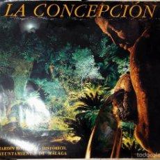 Coleccionismo Calendarios: CALENDARIO DE PARED AÑO 1999 - LA CONCEPCIÓN - JARDÍN BOTÁNICO-HISTÓRICO DE MÁLAGA - PÓSTER.. Lote 56923065