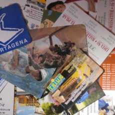 Coleccionismo Calendarios: LOTE 18 CALENDARIOS PUBLICITARIOS VARIADOS. Lote 57126509