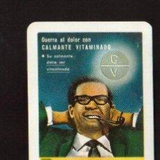 Coleccionismo Calendarios: CALENDARIO FOURNIER CALMANTE VITAMINADO 1966 .. VER FOTOS QUE NO TE FALTE EN TU COLECCION. Lote 57129951