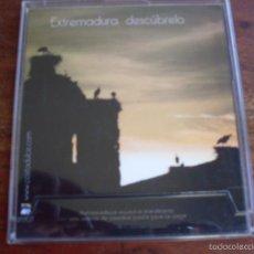 Coleccionismo Calendarios: CALENDARIO DE MESA EXTREMADURA DESCUBRELA AÑO 2007 . Lote 57191422