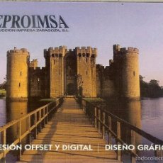 Coleccionismo Calendarios: CALENDARIO PUBLICITARIO - 2011 - REPROIMSA - ZARAGOZA. Lote 57306960