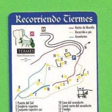 Collezionismo Calendari: CALENDARIO DE BOLSILLO 2006 - RECORRIENDO TIERMES. (SORIA). . Lote 57350923