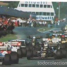 Coleccionismo Calendarios: CALENDARIO TEMA COCHES 1988. Lote 57363405