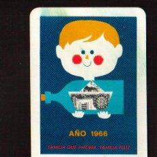 Coleccionismo Calendarios: CALENDARIO FOURNIER 1966 - VER FOTOS NO TE LO PIERDAS EN TU COLECCION. Lote 57450563