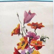 Coleccionismo Calendarios: CALENDARIO 1965 FARMACIA SOLSONA 50,8X17,5CM. Lote 57719819