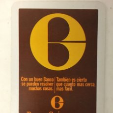 Coleccionismo Calendarios: CALENDARIO FOURNIER DEL BANCO GUIPUZCOANO-1974-. Lote 57767242