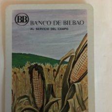 Coleccionismo Calendarios: CALENDARIO FOURNIER -1971- BANCO DE BILBAO. Lote 57773992