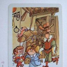 Coleccionismo Calendarios: CALENDARIO 1987 FOURNIER. CAJA DE AHORROS DE RONDA. MINGOTE. Lote 57804761