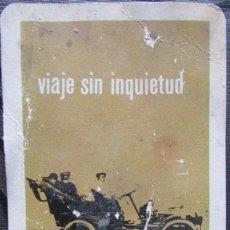 Coleccionismo Calendarios: CALENDARIO FOURNIER BANCO DE BILBAO. 1972. Lote 57904480