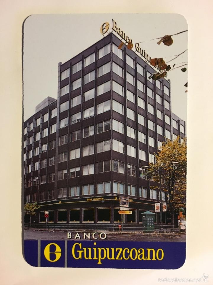 CALENDARIO FOURNIER -1994- BANCO GUIPUZCOANO (Coleccionismo - Calendarios)