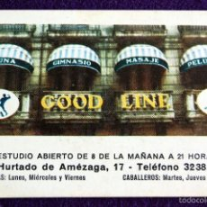 Coleccionismo Calendarios: CALENDARIO FOURNIER. IAFISA. GOOD LINE. 1976.. Lote 58132728