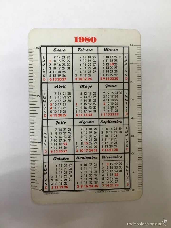 Coleccionismo Calendarios: CALENDARIO FOURNIER -1980- BANCO GUIPUZCOANO - Foto 2 - 58143888