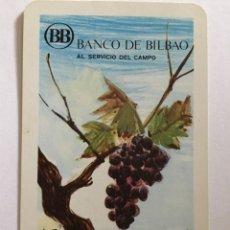Coleccionismo Calendarios: CALENDARIO FOURNIER -1970- BANCO DE BILBAO. Lote 58185369