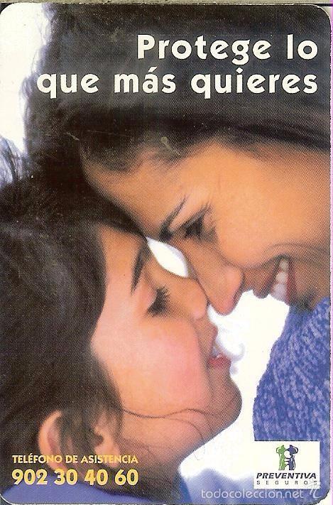 CALENDARIO PUBLICITARIO SEGUROS - 2006 - PREVENTIVA (Coleccionismo - Calendarios)