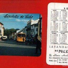 Coleccionismo Calendarios: CALENDARIO, EDITADO EN PORTUGAL, 1991 - CASTELO DE VIDE. Lote 58339776
