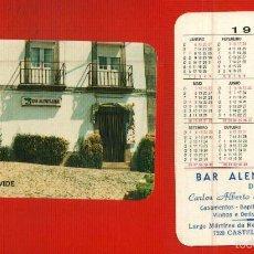 Coleccionismo Calendarios: CALENDARIO, EDITADO EN PORTUGAL, 1991 - CASTELO DE VIDE. Lote 58339782