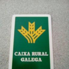 Coleccionismo Calendarios: CALENDARIO FOURNIER CAIXA RURAL GALLEGA 2007. Lote 58552175