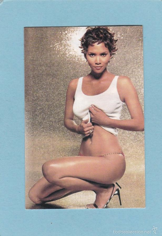 Calendario Extranjero 2007 Halle Berry Actri Sold Through