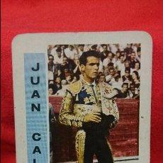 Coleccionismo Calendarios: CALENDARIO HERACLIO FOURNIER JUAN CALLEJA 1964. Lote 58631074