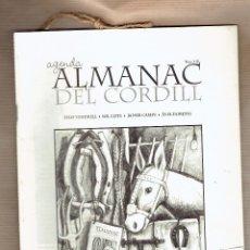 Coleccionismo Calendarios: ALMANAC DEL CORDILL - 2007. Lote 59860564