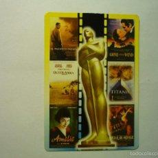 Coleccionismo Calendarios: CALENDARIO CINE OSCARS 2007. Lote 60071283