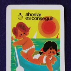 Coleccionismo Calendarios: CALENDARIO FOURNIER. CAJA DE AHORROS MUNICIPAL DE VITORIA. 1982. Lote 276661993