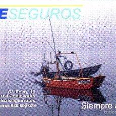 Coleccionismo Calendarios: CALENDARIO 2013 - PUBLICIDAD FE SEGUROS. Lote 147356205