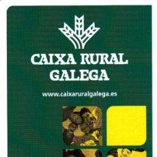 Coleccionismo Calendarios: CALENDARIO 2014 - CAIXA RURAL GALEGA - CAJAS BANCOS. Lote 146651634