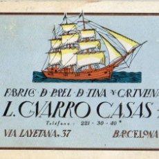 Coleccionismo Calendarios: CALENDARIO FOURNIER GUARRO CASAS AÑO 1963. Lote 61661124