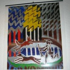 Coleccionismo Calendarios: CALENDARIO DE PARED DE UNIÓN ESPAÑOLA DE EXPLOSIVOS- MAXAM- 2010. Lote 61674076