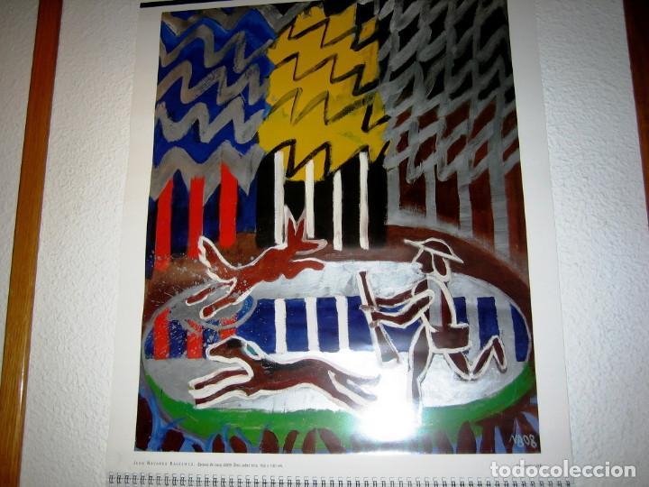 Coleccionismo Calendarios: Calendario de pared de Unión Española de Explosivos- MAXAM- 2010 - Foto 2 - 61674076