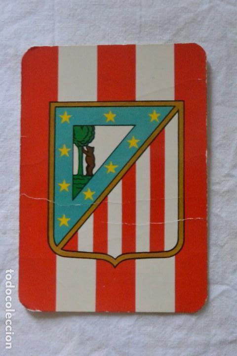 Calendario Atletico Madrid.Calendario Escudo Atletico Madrid 1974