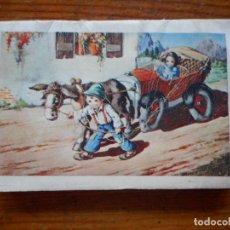 Coleccionismo Calendarios: ALMANAQUE SANTORAL AÑO 1945, PUBLICIDAD DE LABORATORIOS ACOSTA GRANADA. BUEN ESTADO. Lote 62138180