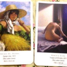 Coleccionismo Calendarios: CALENDARIOS U.E.E.- 2012. Lote 62565536