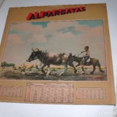Coleccionismo Calendarios: ALMANAQUE ALPARGATAS - F. MOLINA CAMPOS - AÑO 1945 -. Lote 62568192