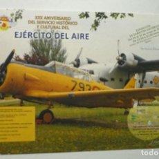 Coleccionismo Calendarios: CALENDARIO EJERCITO AIRE-MUSEO 2015. Lote 63397888