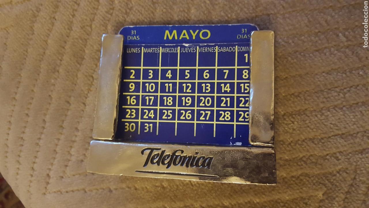CALENDARIO PERPETUO (Coleccionismo - Calendarios)