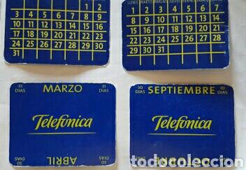 Coleccionismo Calendarios: CALENDARIO PERPETUO - Foto 2 - 63977810