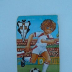 Albacete Balompie Calendario.Albacete Balompie Calendario Con Publicidad Ano 1995