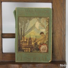 Coleccionismo Calendarios: 4838- ALMANAQUE ILUSTRADO DE EL SOCIAL. 1915. EDIT. ACCION SOCIAL.. Lote 43879642
