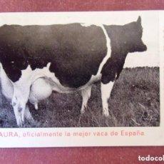 Coleccionismo Calendarios: CALENDARIO GANADERÍA RUCAS. PEDREÑA (SANTANDER). 1979.. Lote 64841459