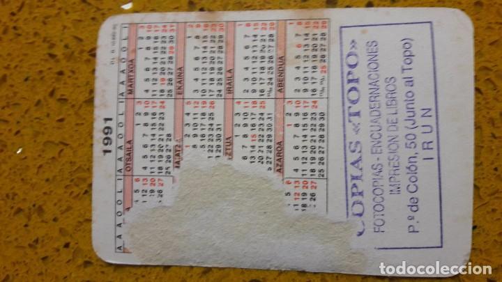 Coleccionismo Calendarios: calendario calendarios almanaque almanaques de bolsillo - Foto 2 - 65035855