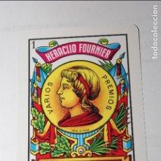 Coleccionismo Calendarios: CALENDARIO FOURNIER AS DE OROS 2012. PERFECTO ESTADO.. Lote 67324809
