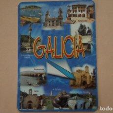 Coleccionismo Calendarios: CALENDARIO DE BOLSILLO:GALICIA,AÑO 2007,AÑO 2007,LOTE 4,MIRAR FOTOS. Lote 68029973