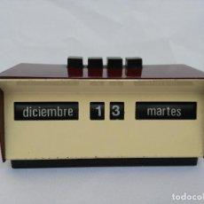 Coleccionismo Calendarios: CALENDARIO PERPETUO MAOR . Lote 69296289