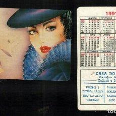 Coleccionismo Calendarios: CALENDARIO 1991 - EDITADO EN PORTUGAL - CASA DO POVO - CAMPO MAIOR. Lote 69481365
