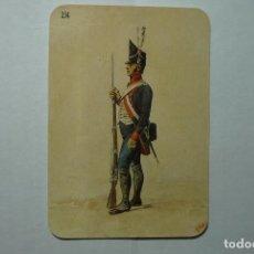 Coleccionismo Calendarios: CALENDARIO EXTRANJERO MILITAR -1991. Lote 70230501