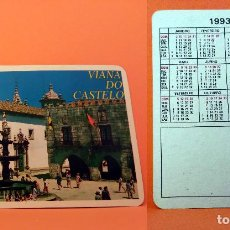 Coleccionismo Calendarios: CALENDARIO EDITADO EN PORTUGAL - AÑO 1993 - VIANA DO CASTELO. Lote 70418565